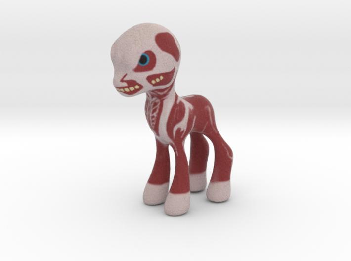 My Little Titan 3d printed