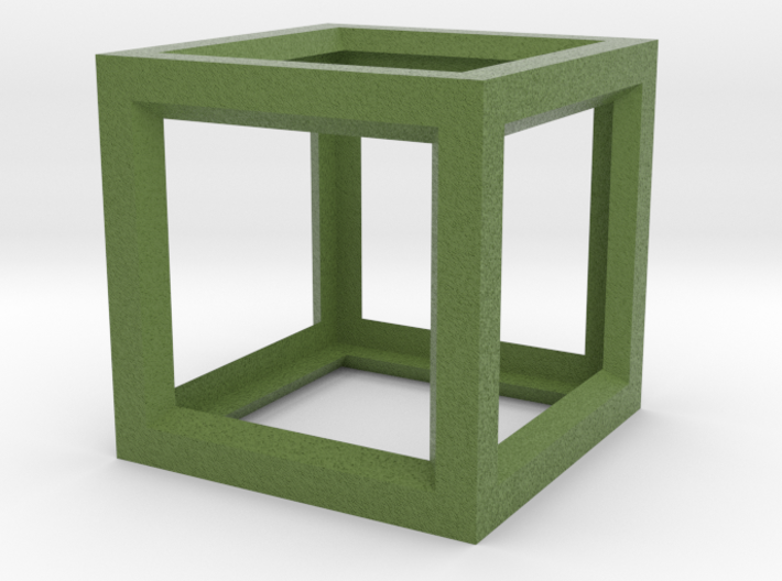 Davinci-hexa-test-01 3d printed