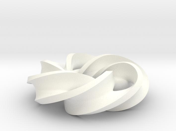 Saddle Surface 03 3d printed
