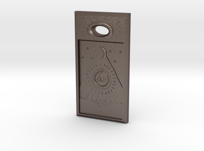 Love Stone - Arabic 3d printed
