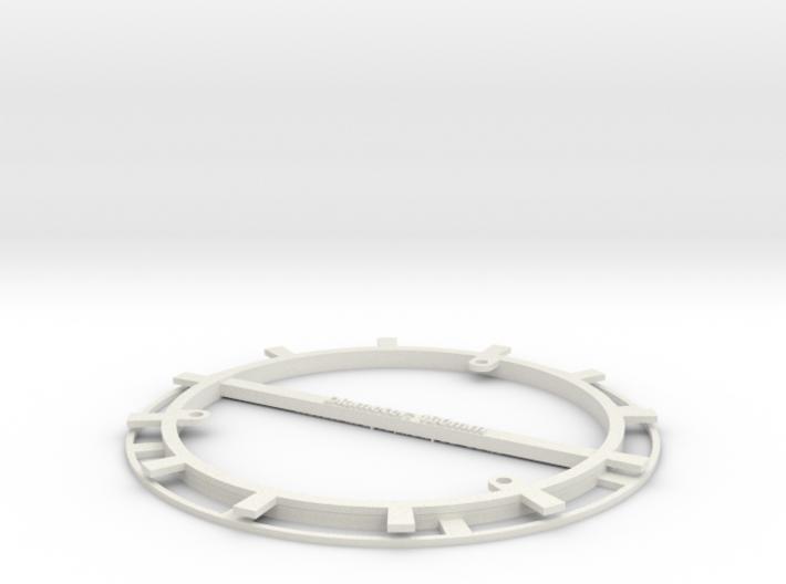 RFID Bobbin 130mm 3d printed