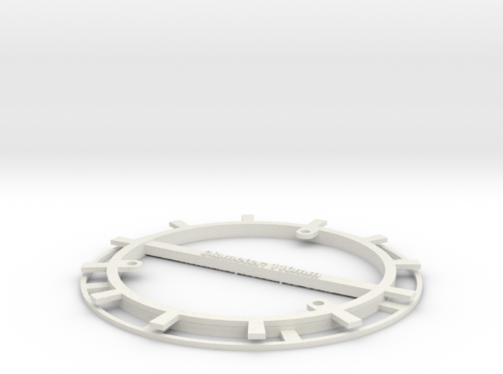 RFID Bobbin 110mm 3d printed