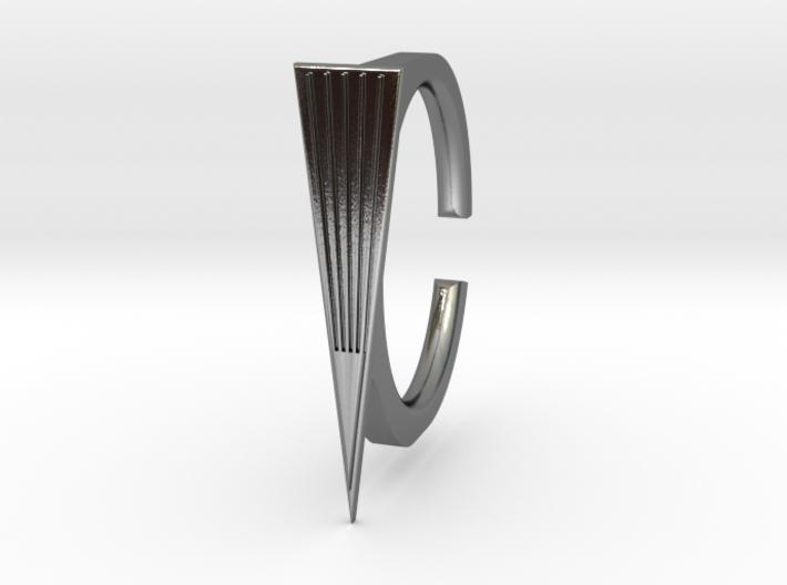 Ring 2-3 3d printed