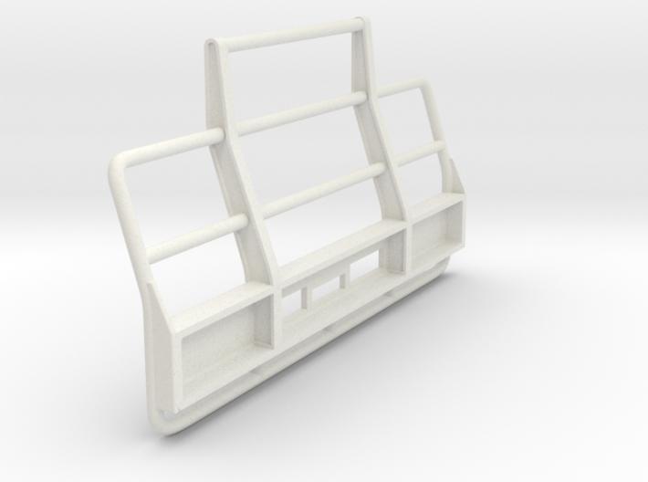 Superliner-bull-bar 3d printed