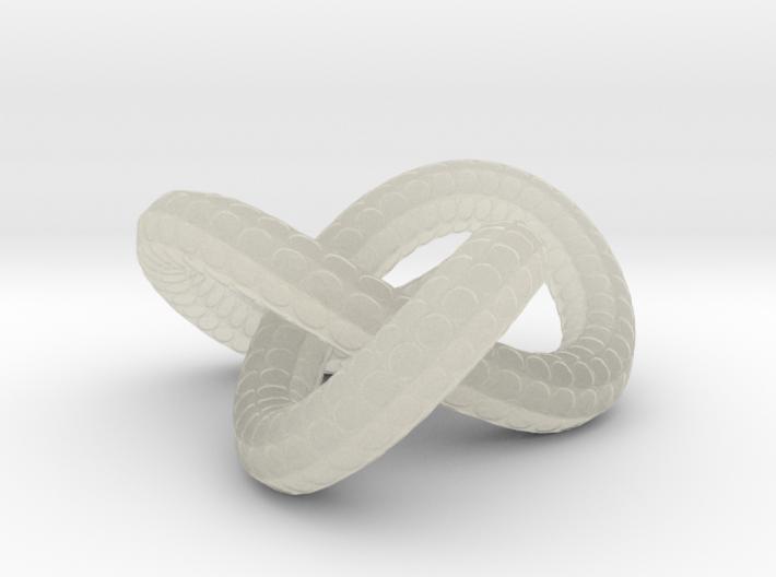 Knots2 3d printed