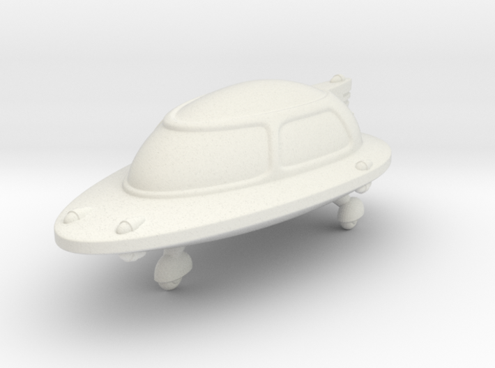Space Car 1 3d printed
