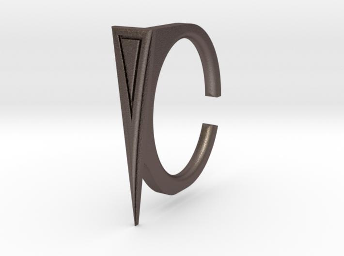 Ring 2-7 3d printed