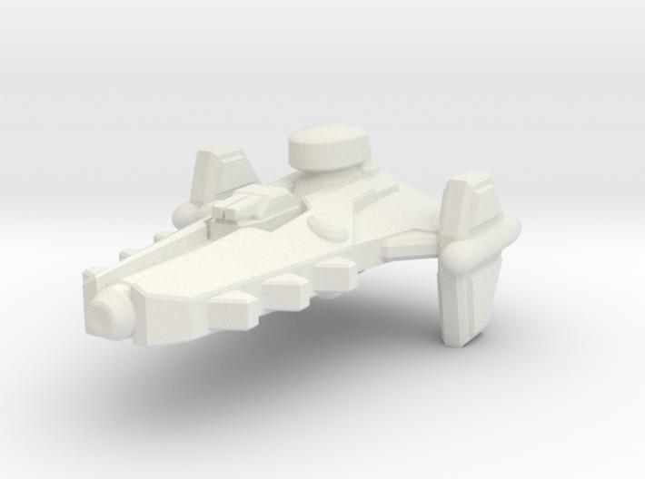 Stravok Ind Corvette 3d printed