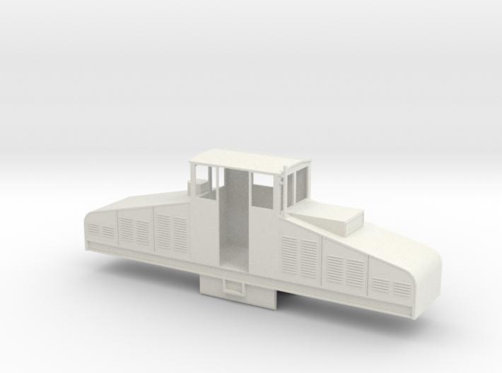 B-1-32-crochat-50cm-loco1 3d printed