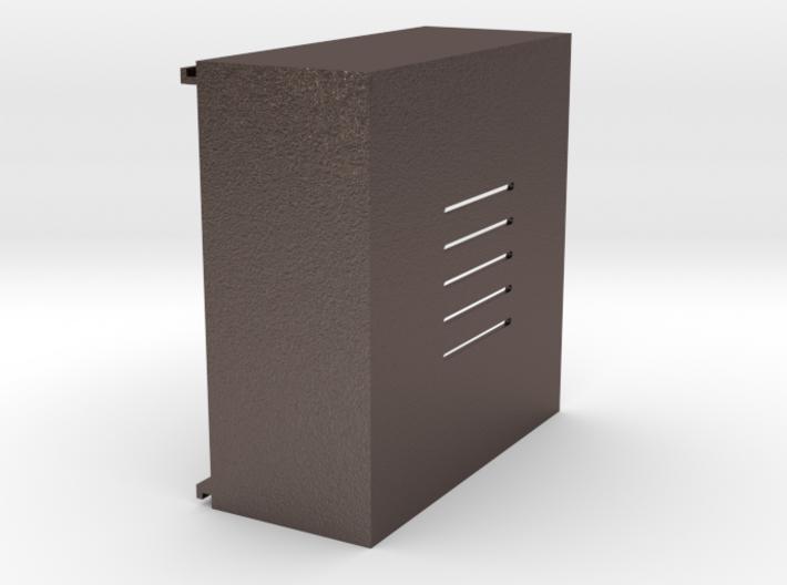 Pump Mount - 3Dponics Herb Garden 3d printed