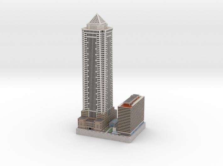 Mellon Bank Center - Philadelphia, PA 3d printed