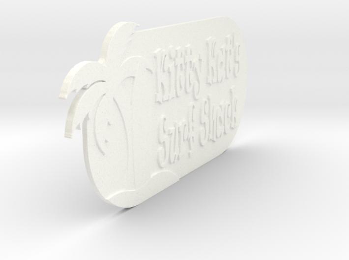 Surf 3d printed