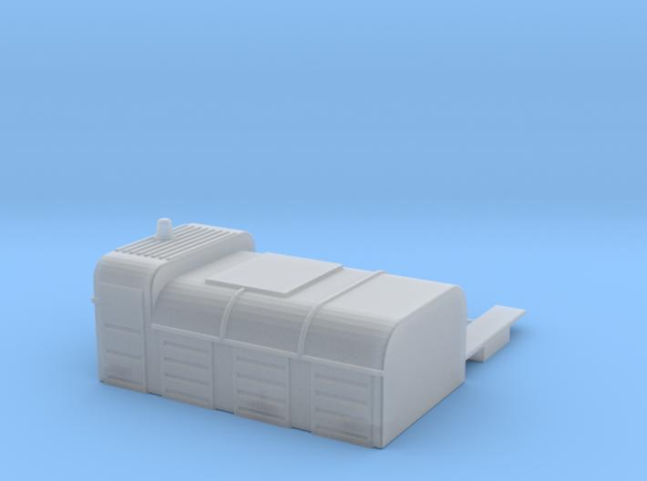 1:120 Aufbau Hochdruckspühlwagen HDS 120 IFA  W50 3d printed