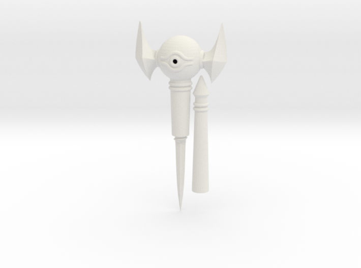 Mini Millennium Rod - Letter Opener - Yu-gi-oh! 3d printed