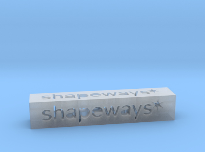 Shapeways Stick 1 - M 3d printed