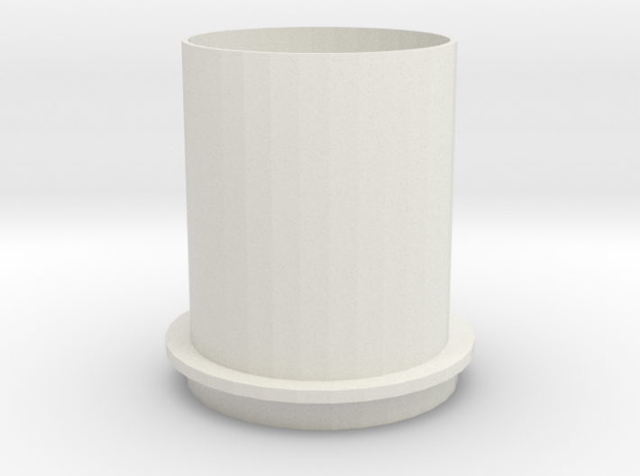 K-cup Recycle Shell 3d printed