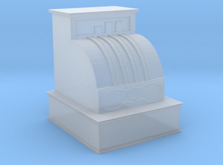 Cash Register - HO 87:! Scale 3d printed