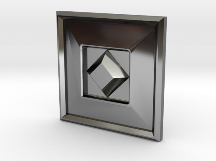 S-BASICCHAMDIAMOND 3d printed