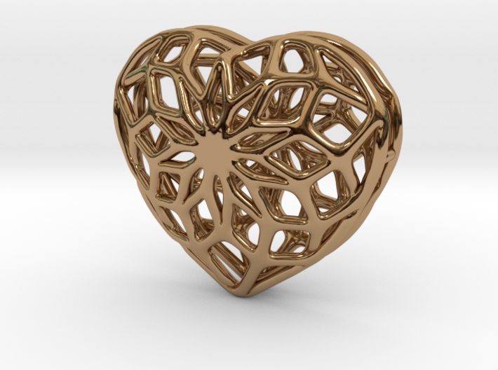 Valentine Heart - Big 3d printed