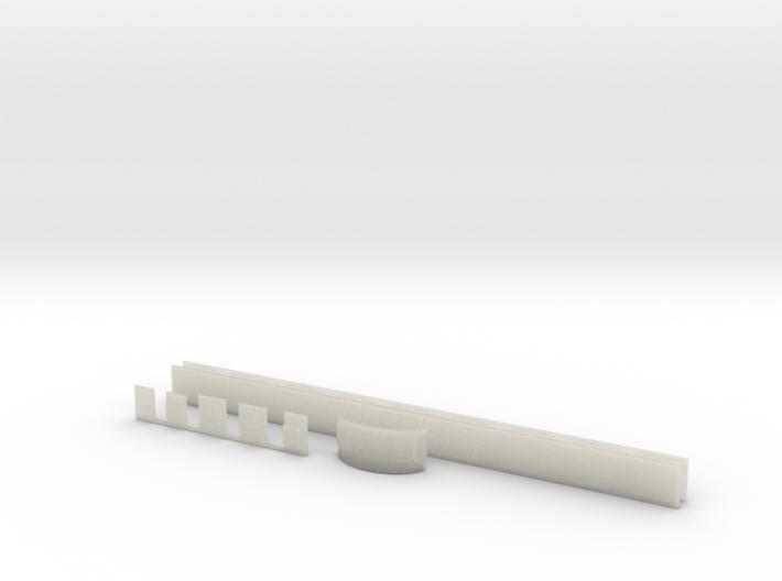 ABDe MthB Fenster Komplett Scale TT 3d printed