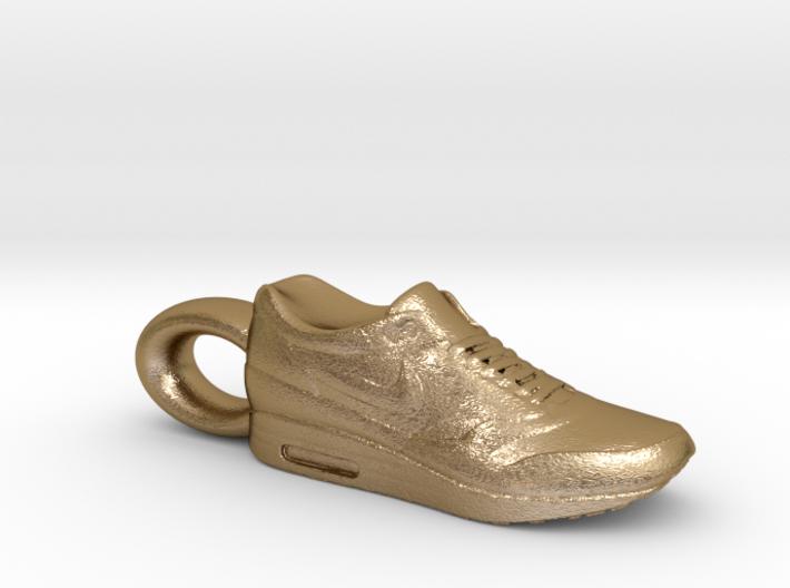 Nike Air Max 1 Sneaker Pendant 3d printed