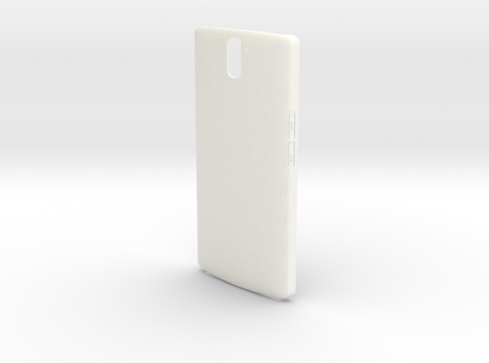 Customizable One Plus One case 3d printed