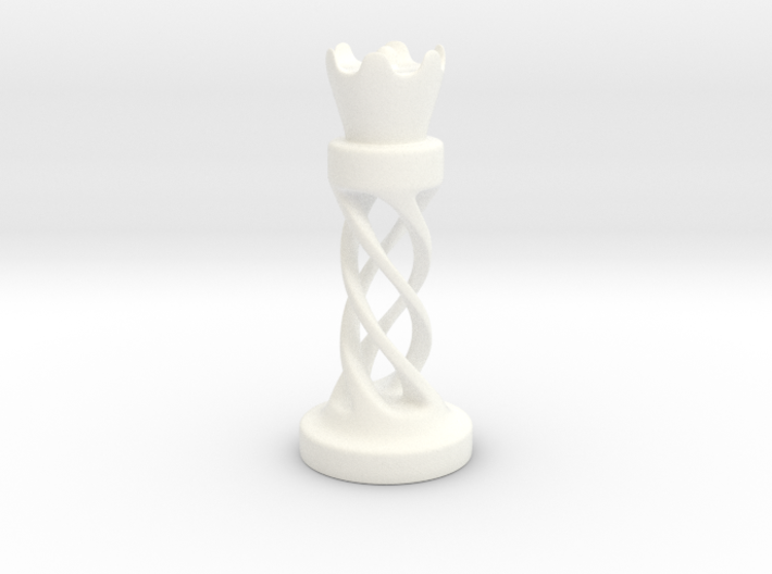 The Queen 3d printed