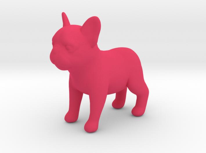 French Bulldog :D 3d printed