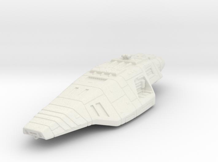patrol craft 3d printed