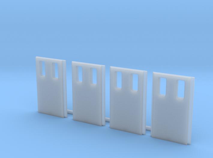 ABDe Mthb Spur TT Türen 3d printed