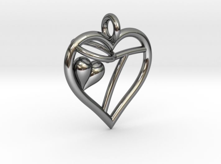 HEART T 3d printed