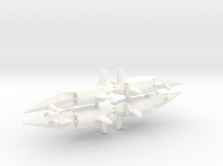 Tyrfing 1-1000 Flight 3d printed