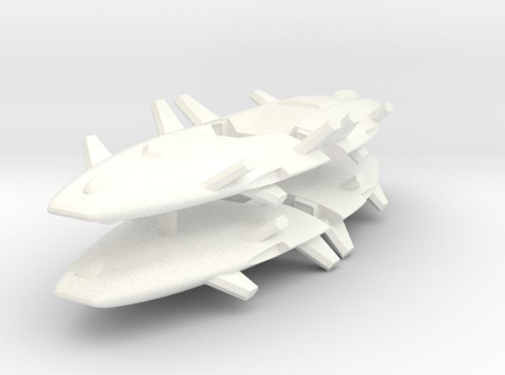 Harasser 1-1000 Flight 3d printed
