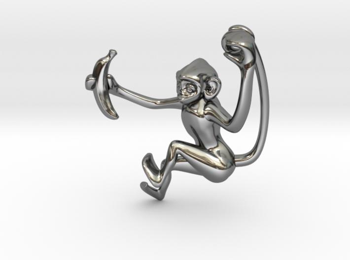 3D-Monkeys 011 3d printed