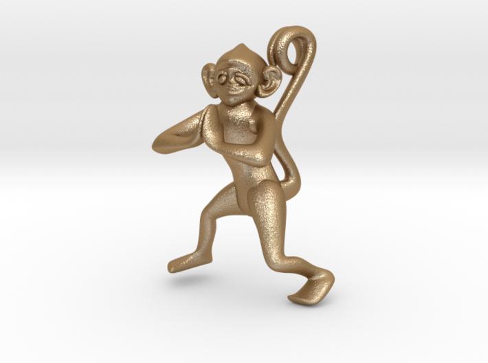3D-Monkeys 024 3d printed