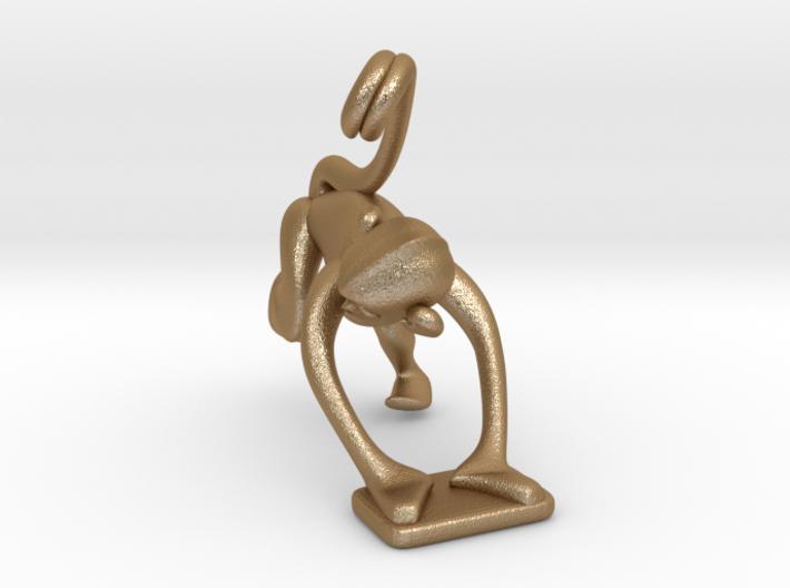 3D-Monkeys 052 3d printed