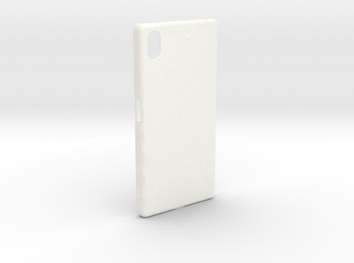 Customizable Xperia Z5 case 3d printed