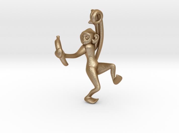 3D-Monkeys 095 3d printed