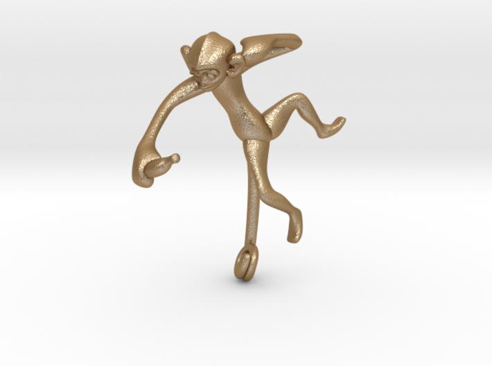 3D-Monkeys 124 3d printed