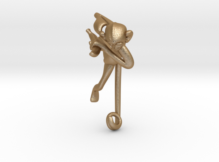 3D-Monkeys 126 3d printed