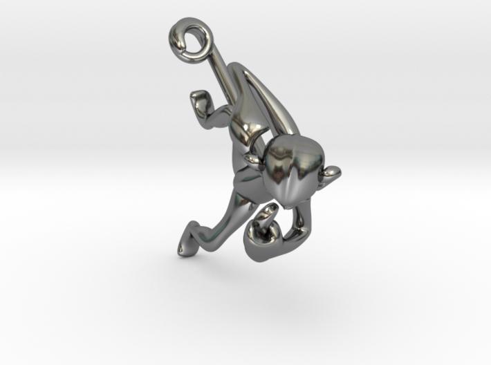 3D-Monkeys 127 3d printed