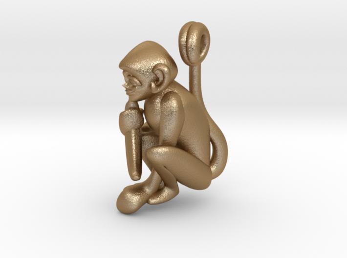 3D-Monkeys 151 3d printed