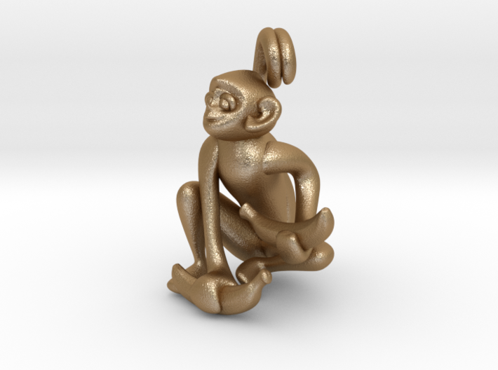 3D-Monkeys 168 3d printed