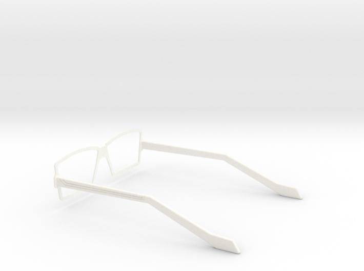Glasses - Type3 3d printed