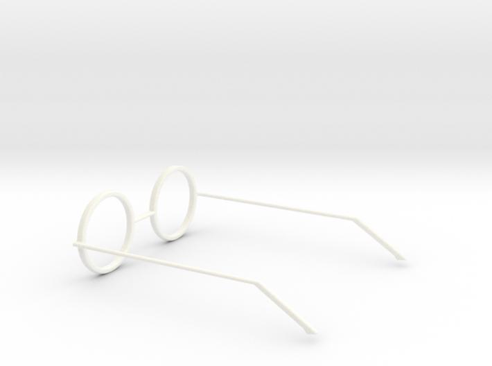 Glasses - Type5 3d printed