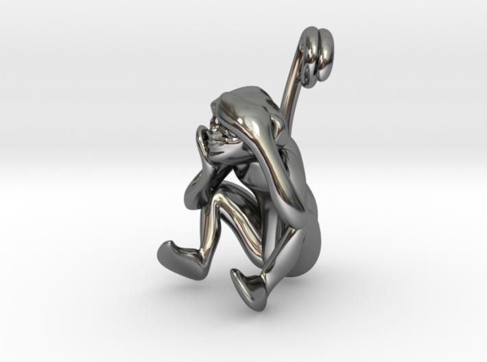 3D-Monkeys 177 3d printed