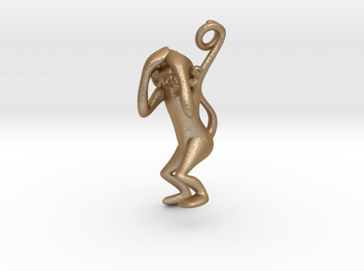 3D-Monkeys 179 3d printed