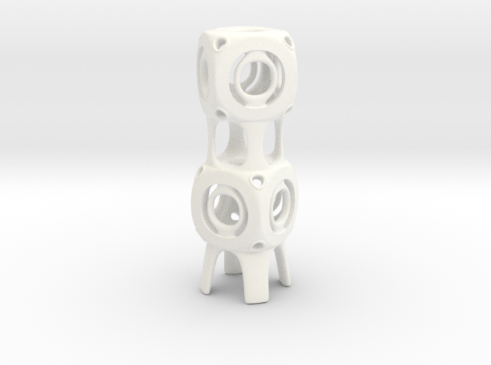 Conected Cubes 3d printed