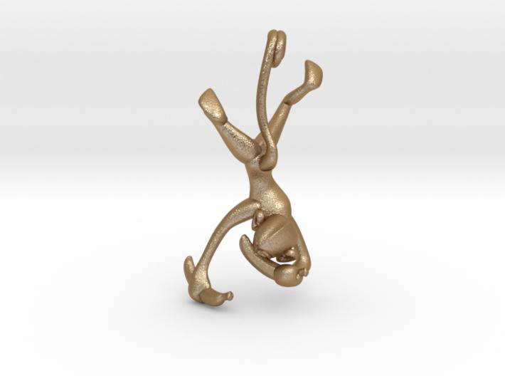 3D-Monkeys 183 3d printed
