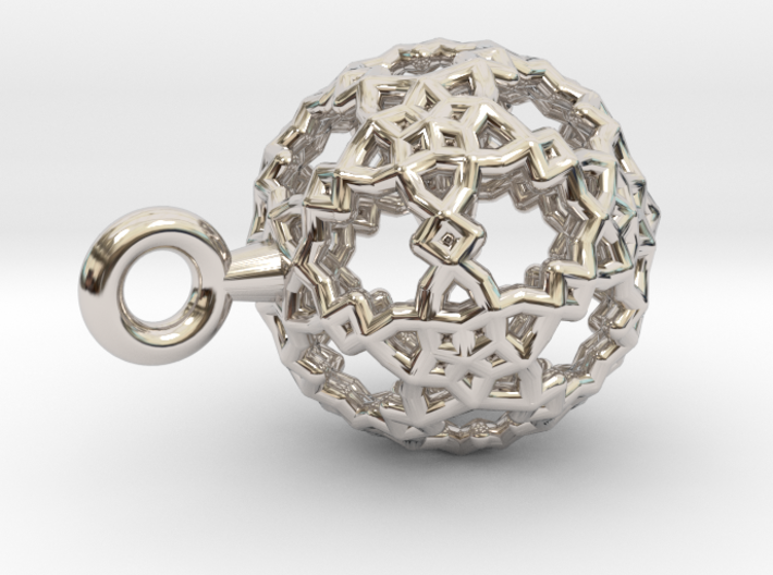 Sphere-132-small 3d printed